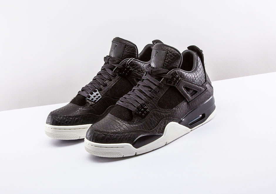"""7dfa1f55945c5a The Air Jordan 4 """"Pony Hair"""" Releases At The End Of March"""