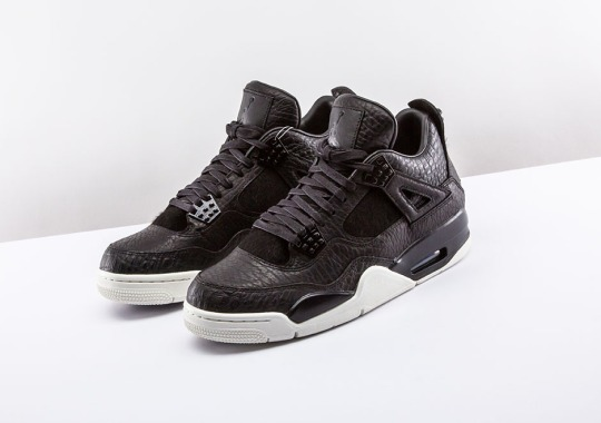 """The Air Jordan 4 """"Pony Hair"""" Releases At The End Of March"""