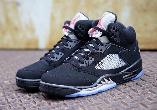 Release Info For The Air Jordan 5 OG Remastered