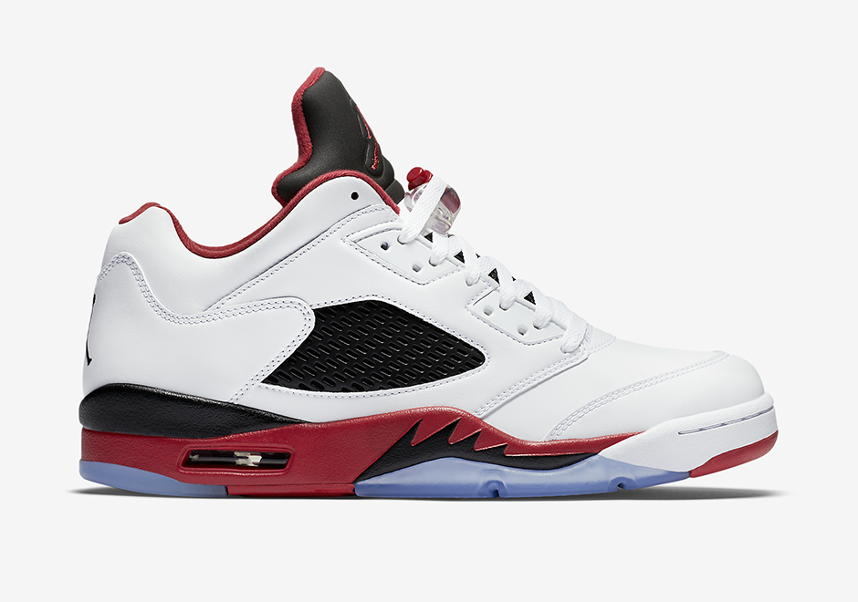 Official Images Of The Air Jordan 5 Low