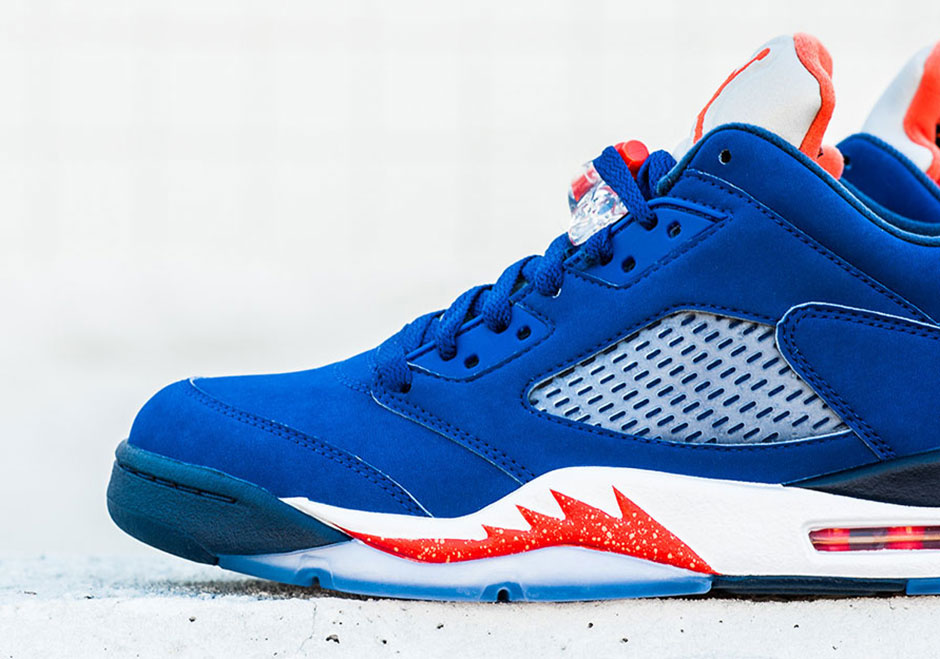 97735f49ace Jordan 5 Low Knicks Release Date | SneakerNews.com