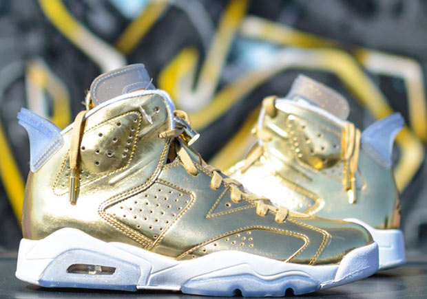 Air Jordan 6 Pinnacle - 854271-730  9e6e3877b