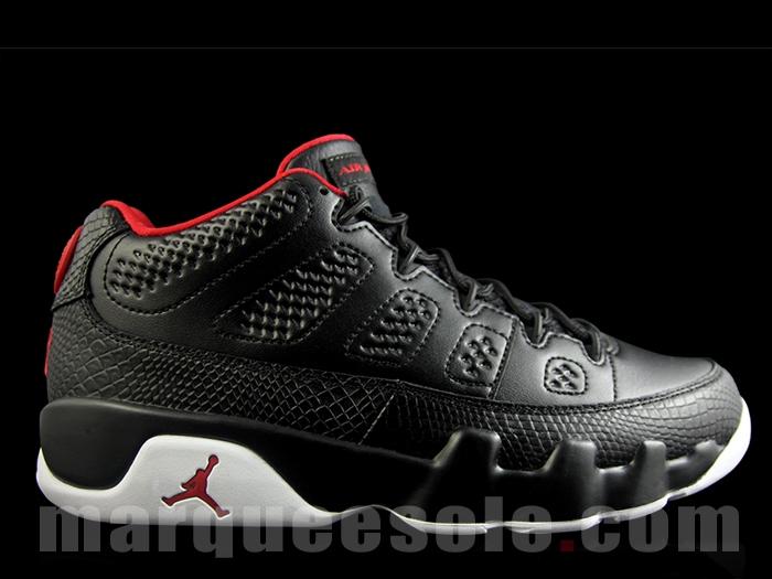Jordan 9 Low Bred Release Date
