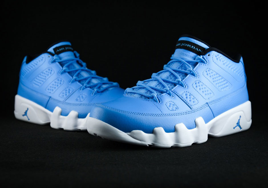 more photos 98685 2d215 Air Jordan 9 Low Pantone 832822-401 Release Date ...