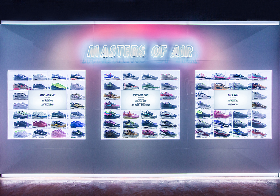 eb5f2dc9de3b3 Here s A Look Inside Air Max Con in Hong Kong - SneakerNews.com