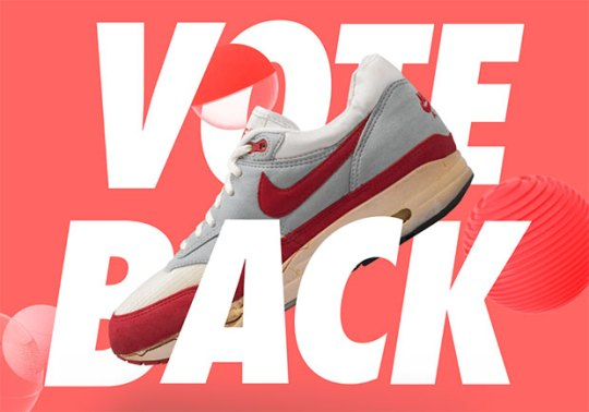 Nike To Retro One Epic Air Max Sneaker With The Air Max Vote
