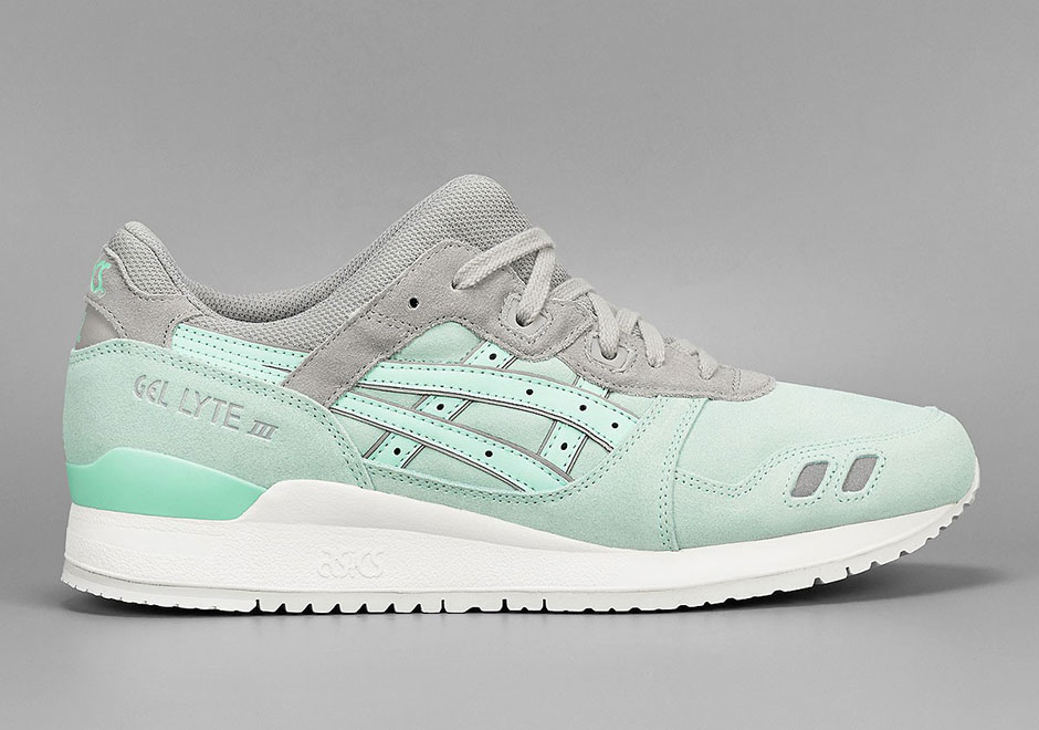 Another Minty Take On The Asics Gel Lyte Iii Sneakernews Com