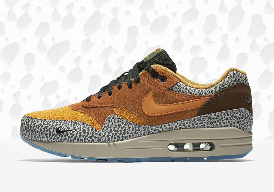 newest bac25 7da09 Nike Air Max 1 Safari 665873-200  SneakerNews.com