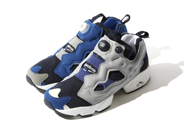 6f60090935f3 Japanese retailer BEAMS is teaming up with the iconically head-turning  Reebok Instapump Fury silhouette in honor of their 40th anniversary.