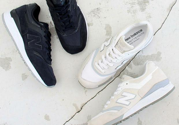 beauty & youth x new balance 997