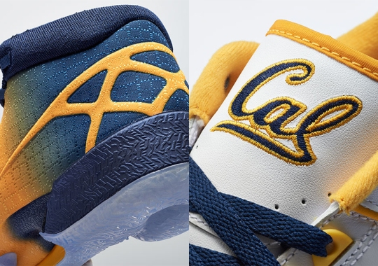Check Out The Air Jordan 30 And Retro PEs For The Cal Bears