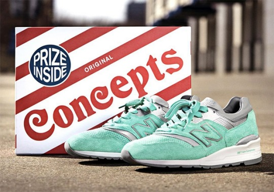 """Concepts' New Balance """"Rival"""" Pack Releases On April 9th"""