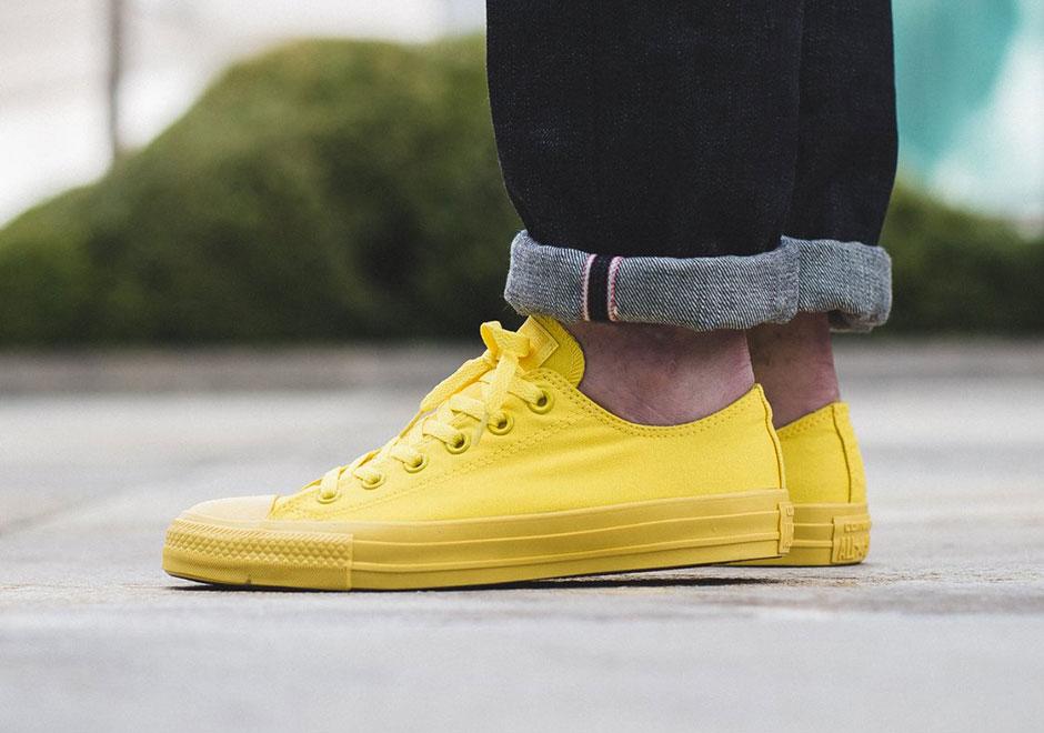converse chuck taylor 2 yellow