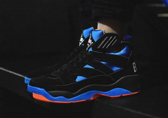 Patrick Ewing's First NBA Finals Shoe Just Released
