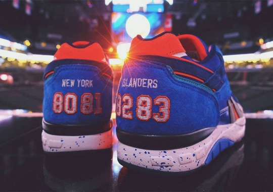 Extra Butter Drops Release Info For New York Islanders Themed Reebok Collaboration