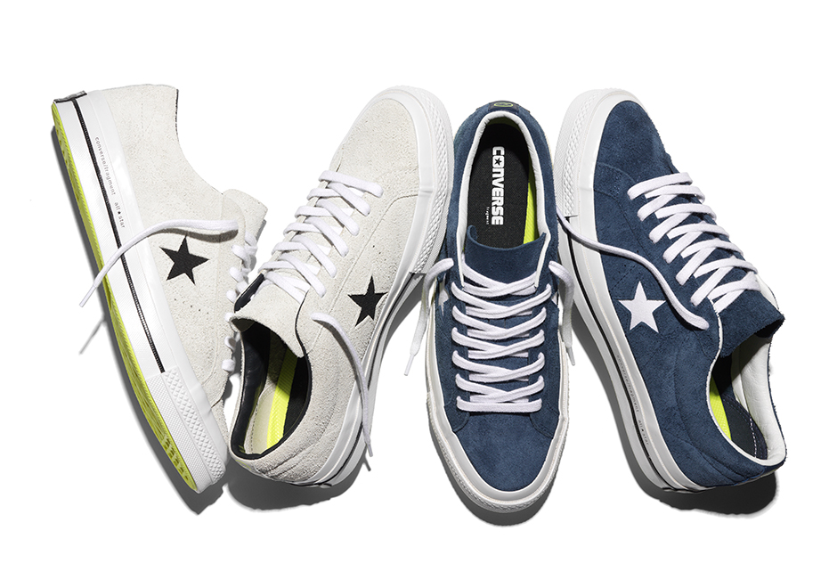 fragment design Collaborates with Converse on the One Star 74