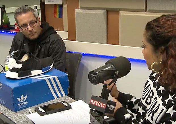 Jon Wexler Discusses Why Yeezy Boosts Are Limited, Sneaker Brand Beef, And More With The Breakfast Club