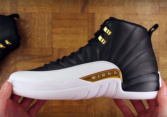 "Air Jordan 12 ""Wings"" – Release Date"