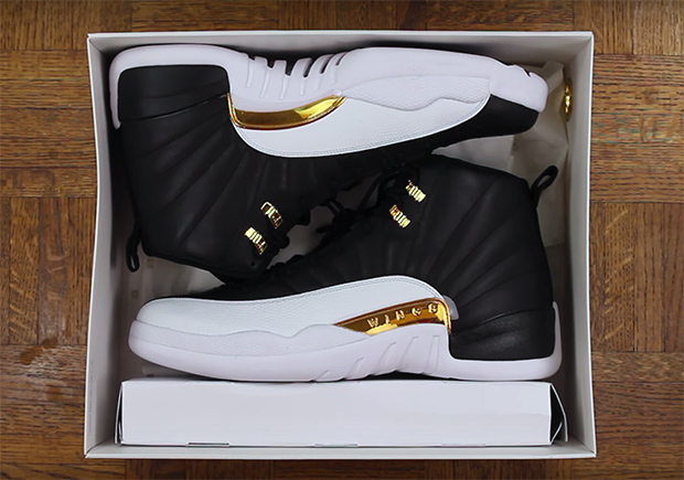 "new style 68ec7 18e8b Air Jordan 12 ""Wings"""
