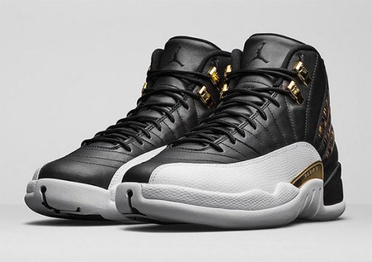 "The Air Jordan 12 ""Wings"" Features A Detail You Didn't Know About"
