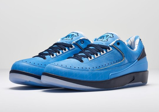 The UNC Tar Heels Have Two Air Jordan PEs For March Madness