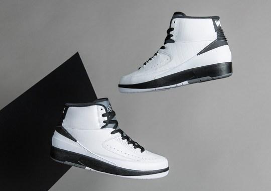 Jordan Brand Wings It This Weekend With New Air Jordan 2 Release