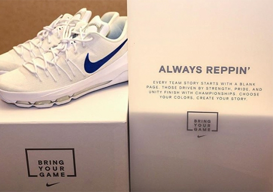 Watch The Duke Blue Devils Completely Geek Out Over Latest Nike Delivery