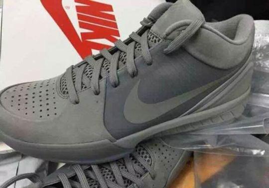 "Nike Kobe 4 FTB ""Dust"""