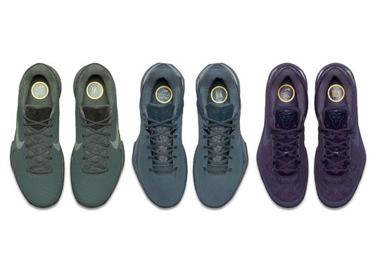 "b69caeab2de Nike Kobe ""Black Mamba"" Pack  Continuing The Low-Cut Era"