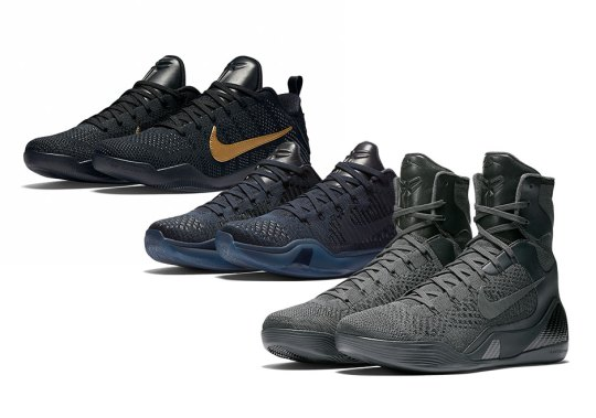 "Nike Kobe ""Black Mamba"" Pack: The Flyknit Era"