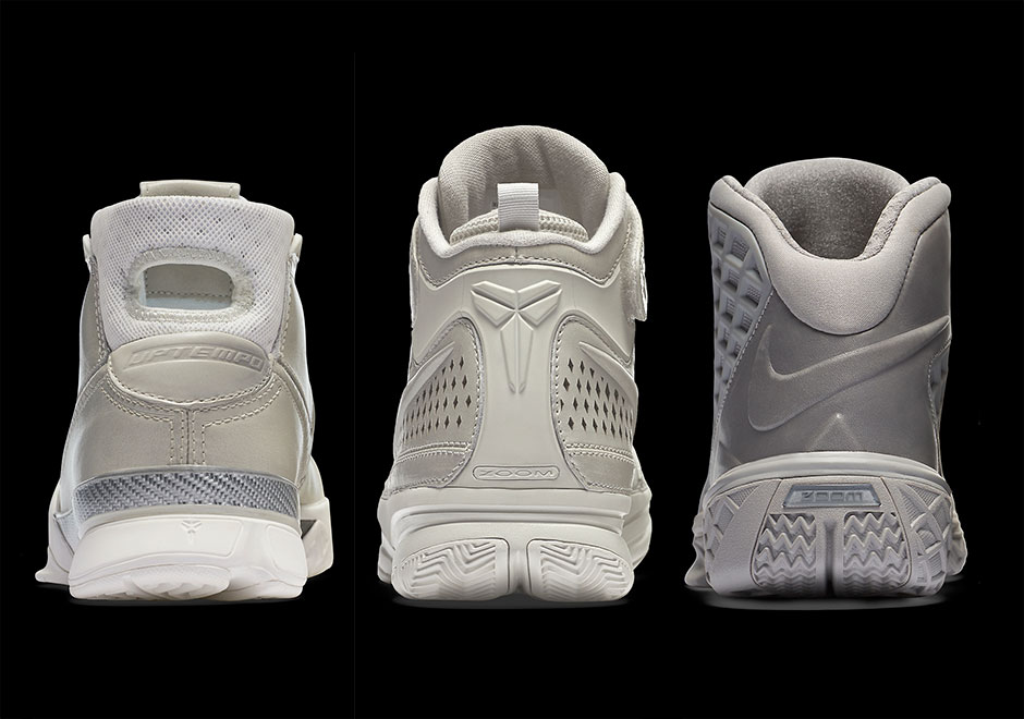 """A Detailed Look At The Nike Kobe """"Black Mamba"""" Pack – Pre Championship Years"""
