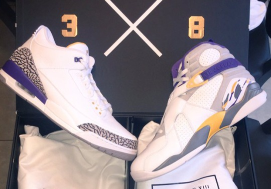 A Closer Look At The Air Jordan Kobe Pack