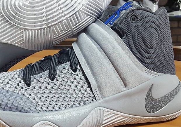 "super popular cd595 ec7c0 Is There Another Nike Kyrie 2 ""Duke"" Releasing"