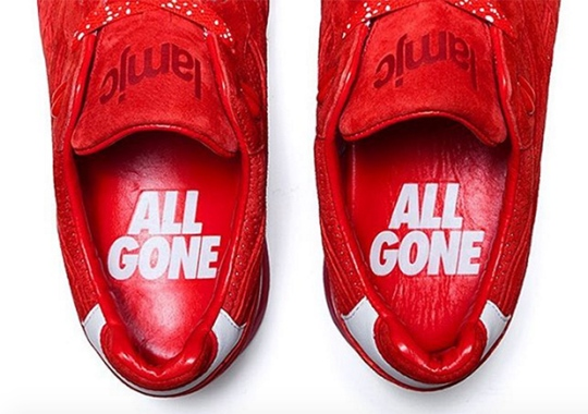 La MJC And Diadora Honor The Third Issue Of All Gone Book