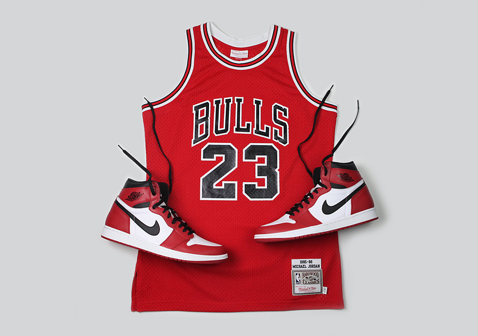new style 46431 496a5 Mitchell & Ness To Release Michael Jordan's 63 Point Game ...