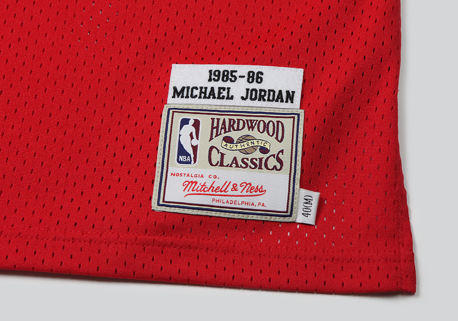 555702f2a Mitchell   Ness To Release Michael Jordan s 63 Point Game Jersey -  SneakerNews.com