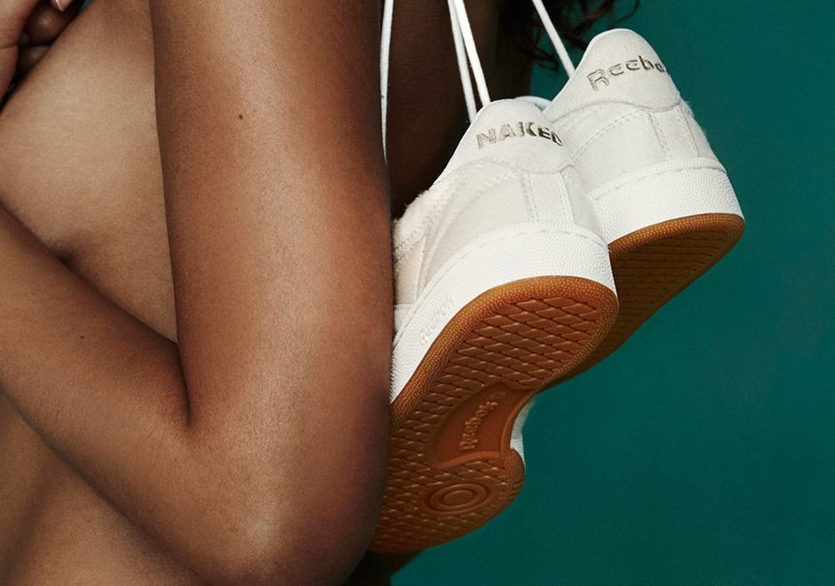 NAKED Presents Their Reebok Collaboration In A Fitting Way