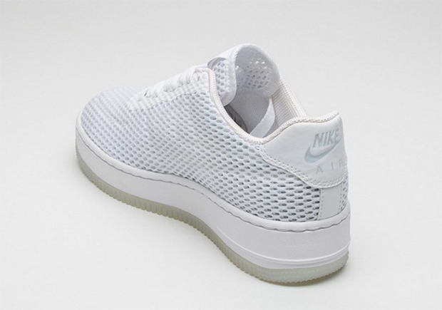 02a07a72e35 Nike Has A New Air Force 1 For Women Called The Upstep - SneakerNews.com