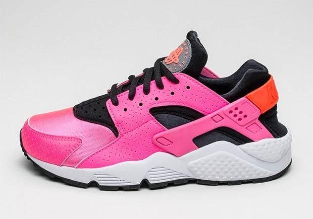 air huarache Pink