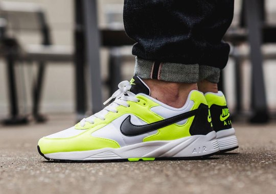The Classic Volt Look Hits The Nike Air Icarus Retro