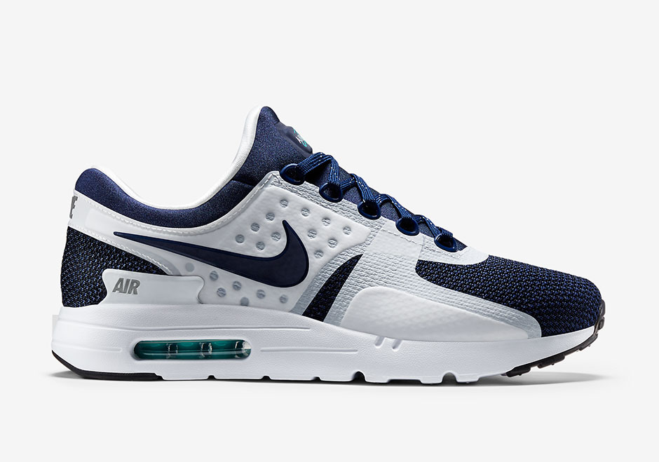 nouveau style 2b6ed a3c53 Nike Air Max Zero OG 2016 Release | SneakerNews.com