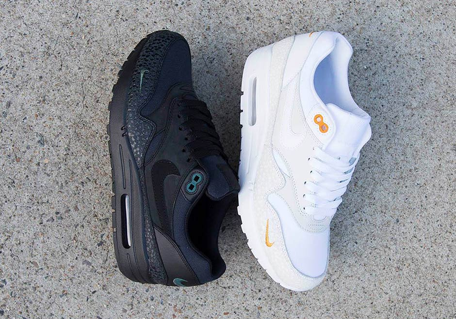 By now you re familiar with Nike Sportswear teasing us with the return of  the Air Max 1 s mini-Swoosh branding ... 714cef2de