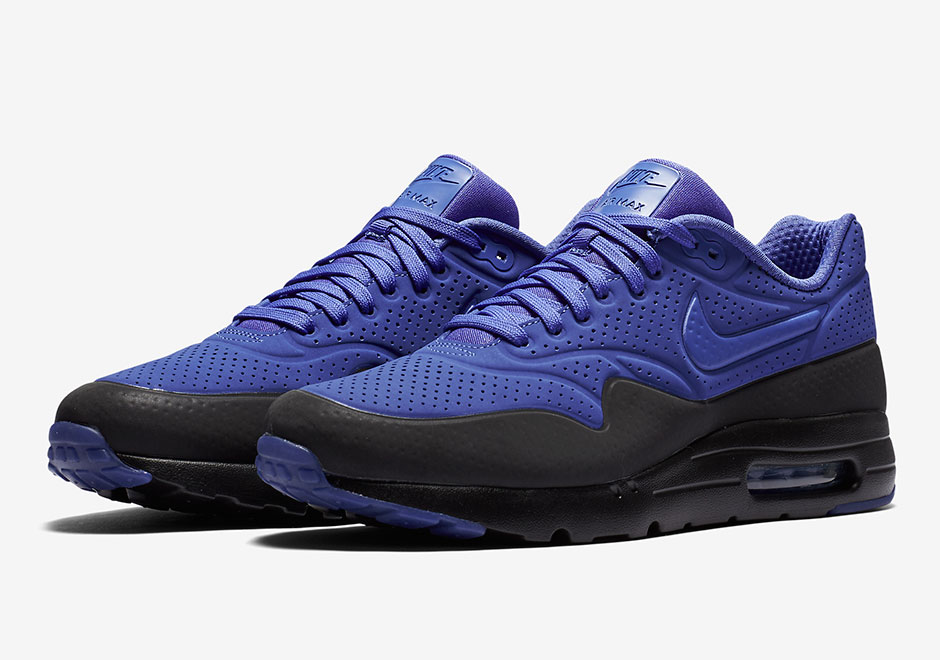 persian violet hits the nike air max 1 ultra moire. Black Bedroom Furniture Sets. Home Design Ideas