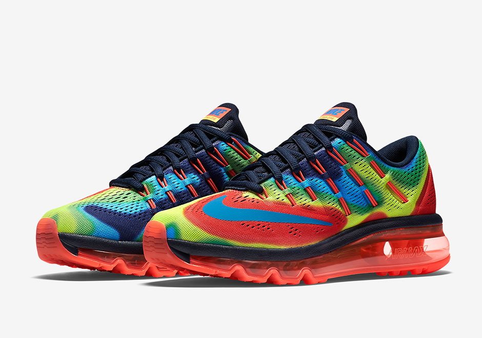 Nike Air Max 2016 Pixel