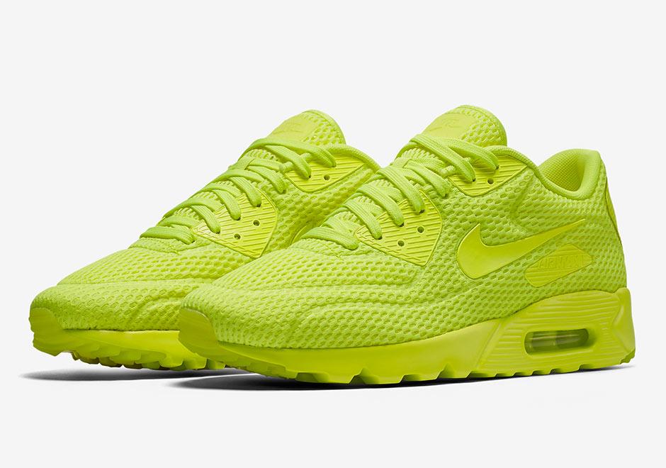 Nike Air Max 90 Ultra Breathe Green