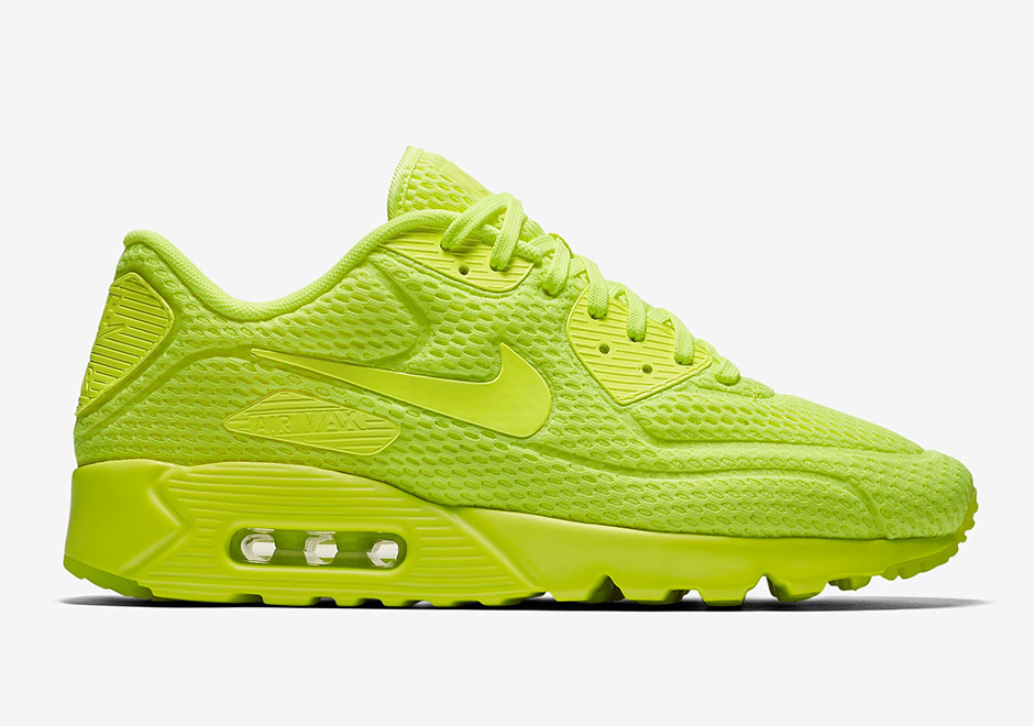2016 Latest NIke Air Max 90 Ultra Mens Running Shoes Light