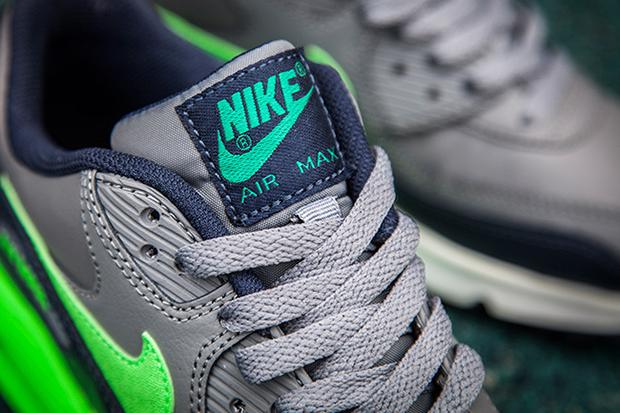 Nike Air Max Doccia Bianco 90 Della Marina WBvnIOSIB