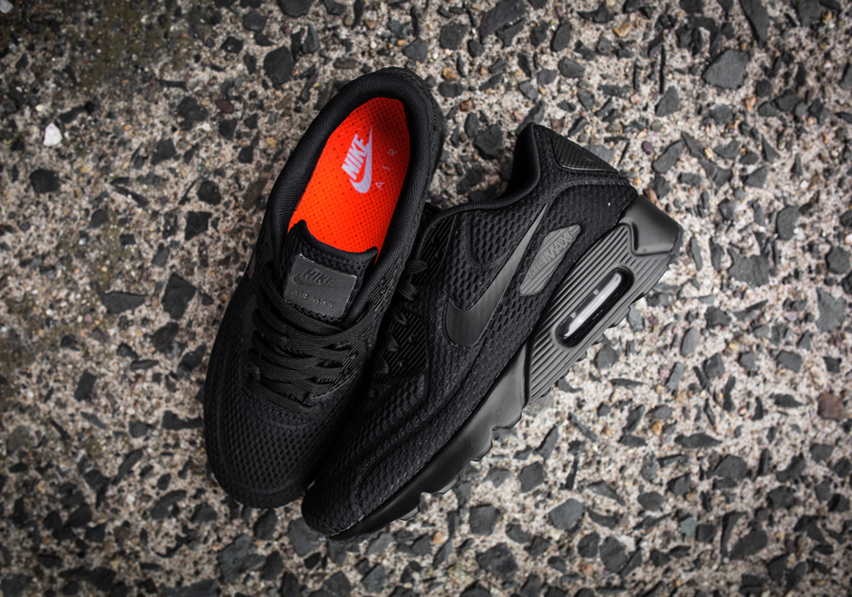 Nike Air Max 90 Ultra Red izabo.co.uk