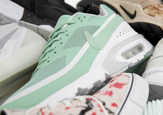"Nike Air Max BW Ultra ""Enamel Green"""