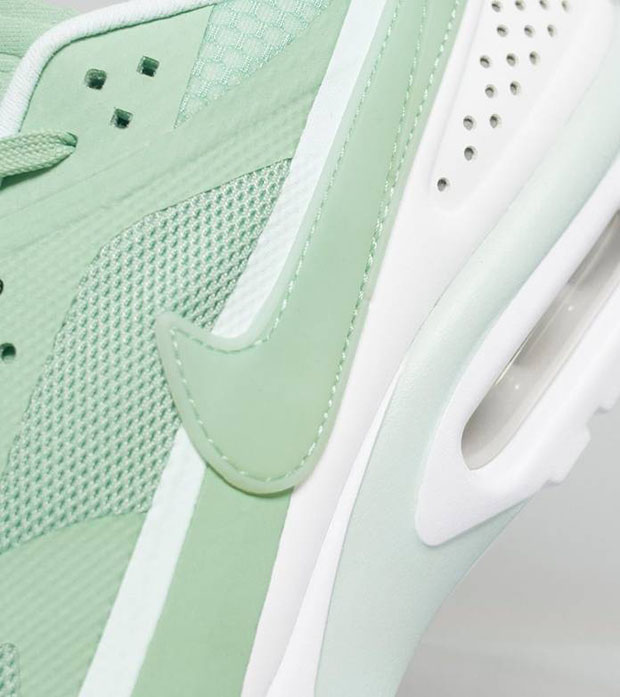 2e6d9308ed Nike Air Max BW Ultra. Color: Enamel Green/White Style Code: 819475-301